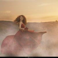 Танцующая на закате :: Ruslan Babusenko