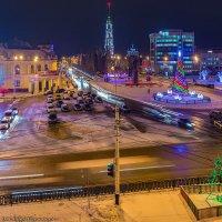 Новогодний Тамбов :: Валерий Горбунов
