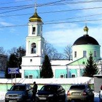 Церковь Святой Живоначальной Троицы. :: Борис Митрохин