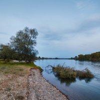Осень у Иртыша :: Виктор Гришенков