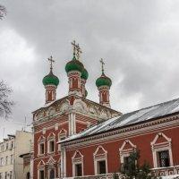 Монастырь :: Elena Ignatova