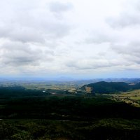 tarific view from the Rainbow Mountain :: Natalya секрет