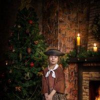 Девочка и Рождество :: Виктор Седов