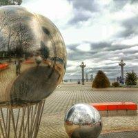 Мир - зеркало перед тобою . Вся жизнь - волшебное стекло... :: Игорь Карпенко