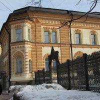 Дом на Лиговском :: Вера Щукина