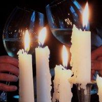 ужин  при свечах :: Вадим Вайс