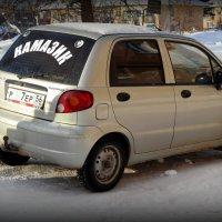 Не страшна зима КамаЗам:) :: Андрей Заломленков