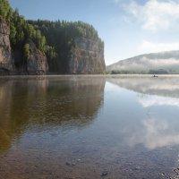 Одинокий рыбак :: Sergey Apinis
