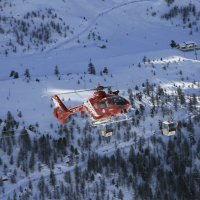 Спасатели летят на помощь :: Мария Самохина