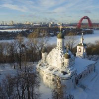С разницей в 400 лет! :: Николай
