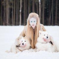 Снежная королева :: Анастасия Махова