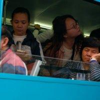 автобусно-трамвайные наблюдения :: Sofia Rakitskaia