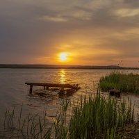 Тёплый весенний вечер 2015 :: Юрий Клишин