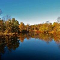 Большой(Верхний)Ламской пруд... :: Sergey Gordoff