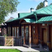 Дом-музей писателя Мамина-Сибиряка. :: Наталья