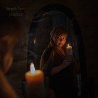 Ведьма :: Маргарита Гусева