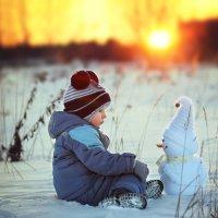 зимний вечер :: Natali Naz