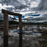 Перед наводнением 2015года :: константин толмачев