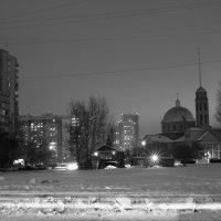 церкви города у :: Илья Ильин
