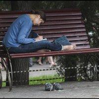 Скоро экзамены! :: Алексей Патлах