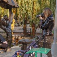 Девочки с кропами :: Андрей Козлов