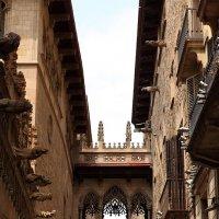 Барселонская готика :: Карен Мкртчян