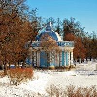 В плену зимнего очарования... :: Sergey Gordoff