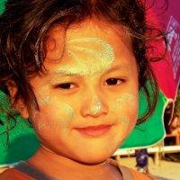 Девочка в пудре Танака :: Лариса Журавлева