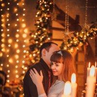 Новогодняя любовь :: Юлия Холодная