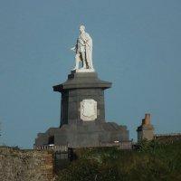 Статуя Принца Альберта в Тенби :: Natalia Harries