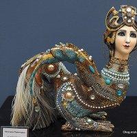 девушка,превращённая в птицу :: Олег Лукьянов