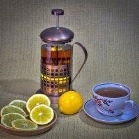 Чай. :: Владимир M
