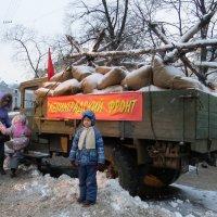 Грузовой автомобиль  УралЗиС-5(полуторка) :: Вера Щукина
