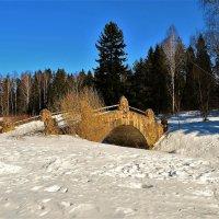 Новосильвийский мост... :: Sergey Gordoff