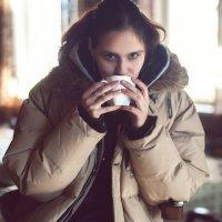 Минутка кофеина :: Павел и Валерия Красношлык
