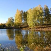 Осенний денек :: Надежда