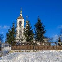 Вознесенская церковь :: Сергей Цветков