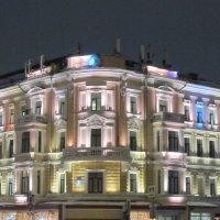 На Триумфальной :: Дмитрий Никитин