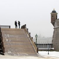 Туман :: Ирина Румянцева