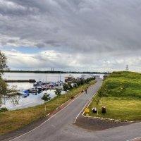 Вид на Форт Великий Князь Константин :: Константин