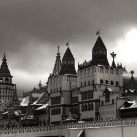 Измайловский кремль :: Екатерррина Полунина