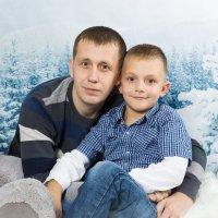 Любимый папочка :: Екатерина Гриб