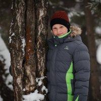 В лесу :: Вячеслав Болякин