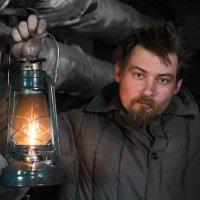 kerosene lamp :: Антон Криухов