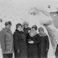 Город Западная Двина... январь 1987... 30 лет назад... :: Владимир Павлов