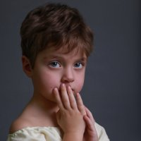 Портрет мальчика :: Римма Алеева
