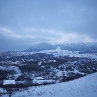 непокорная гора :: Ник Карелин
