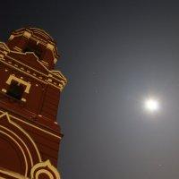ночной храм :: Дмитрий Денисов