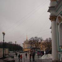 На Дворцовой :: Svetlana Lyaxovich