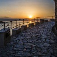 sunrise on the sea :: Dmitry Ozersky
